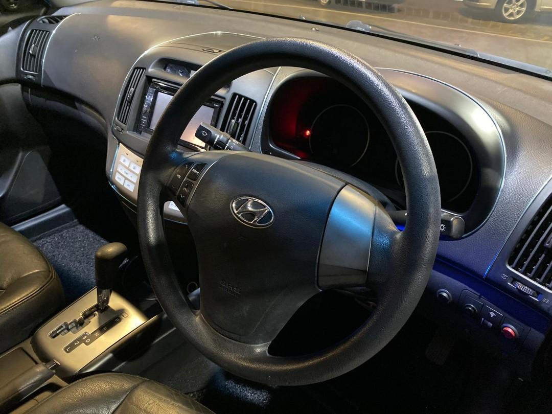 Hyundai Avante 1.6A RS Auto