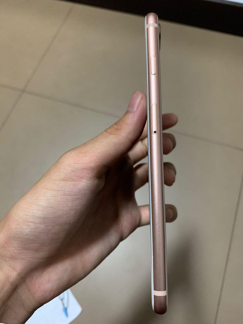 iPhone 8 Plus Gold 256gb(open for trades)