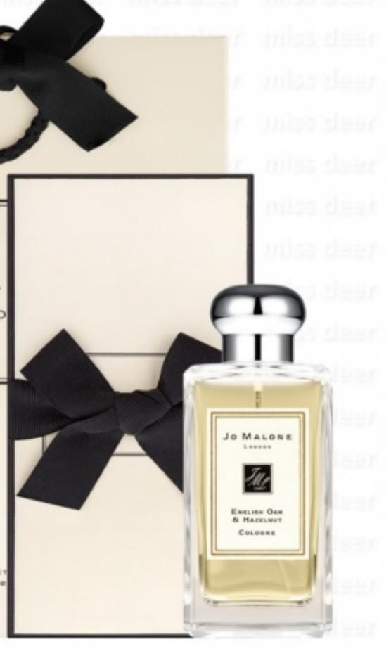 試香Jo Malone英國橡樹與榛果香水分裝 5ml分裝