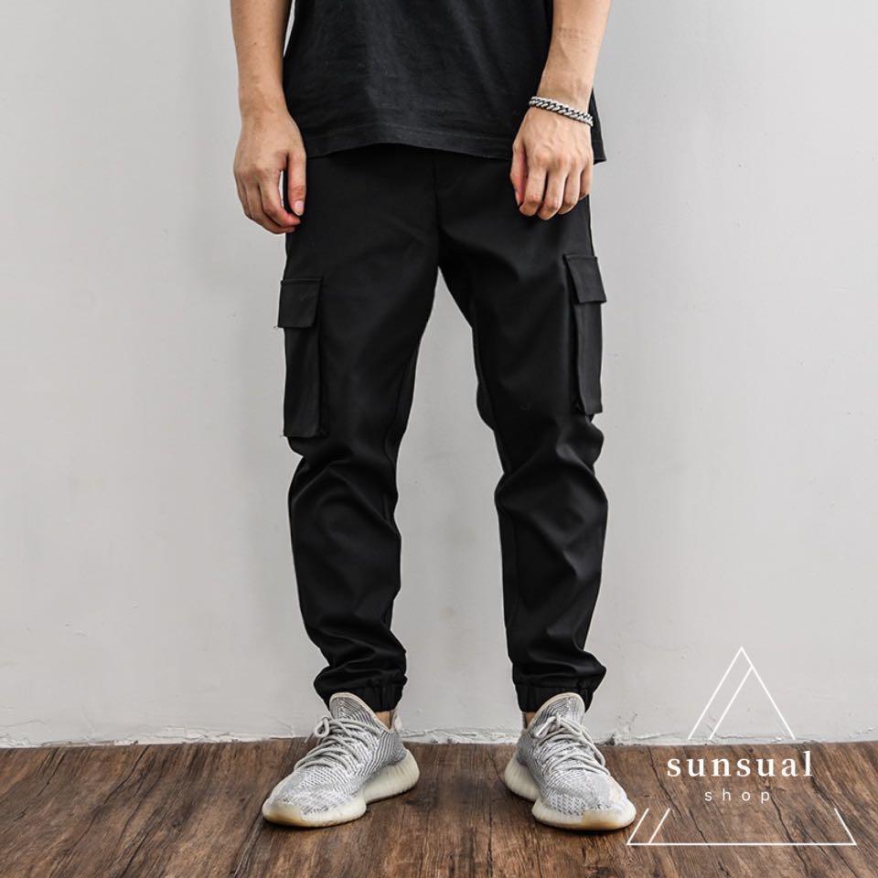 🇩🇪jogger pants休閒束腳褲