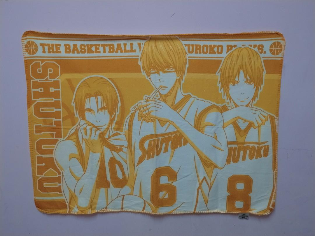 Kuroko no Basuke : Seiho Team Ichiban Kuji Fleece Towel [ OFFICIAL ]
