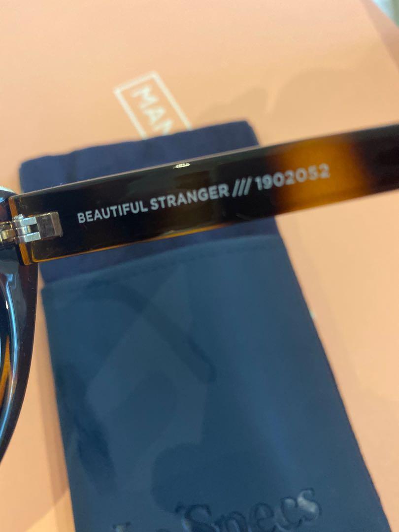 Le Specs Beautiful Stranger - Tort (Cat Eye) sunglasses