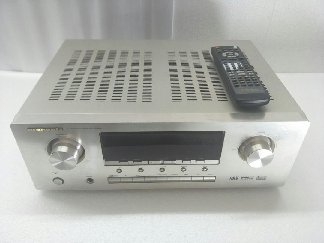 Marrantz SR4300  6.1 Channel AV Surround Receiver Amplifier
