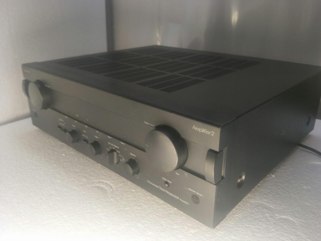 Nakamichi Amp2 Stereo Integrated Amplifier