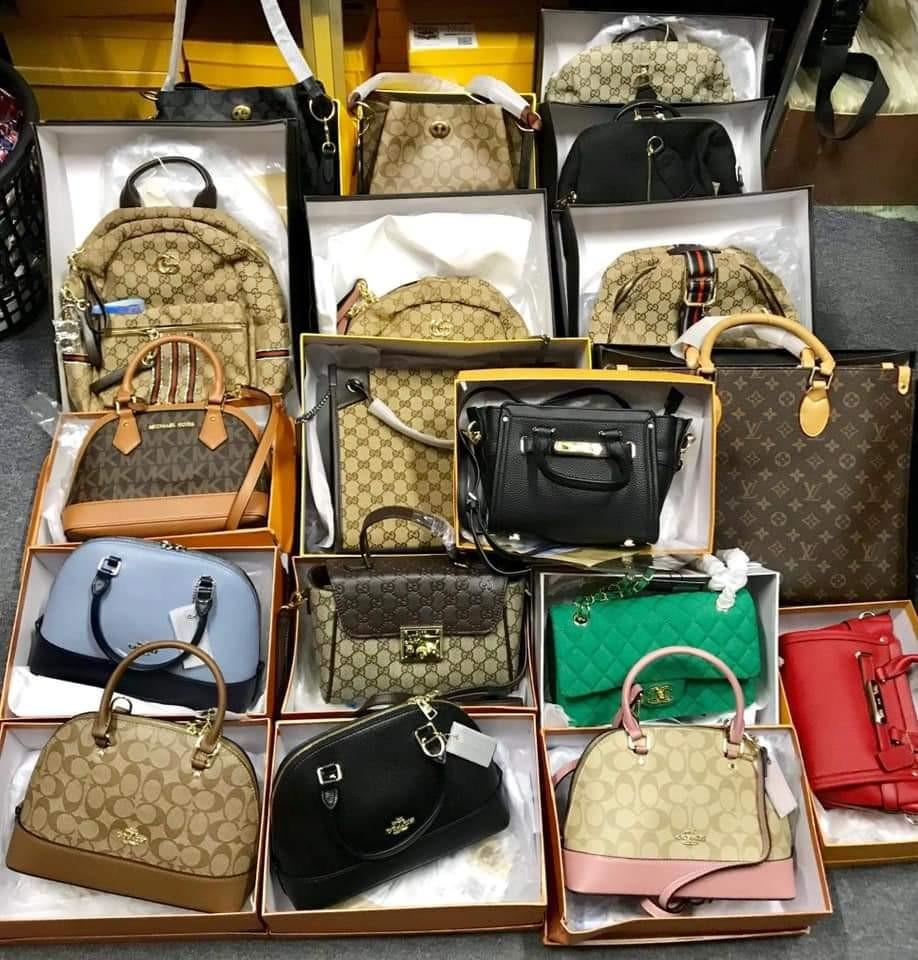 New Authentic Factory Rejected Stocks 🔥 Louis Vuitton, Gucci, Chanel, Prada and many more!
