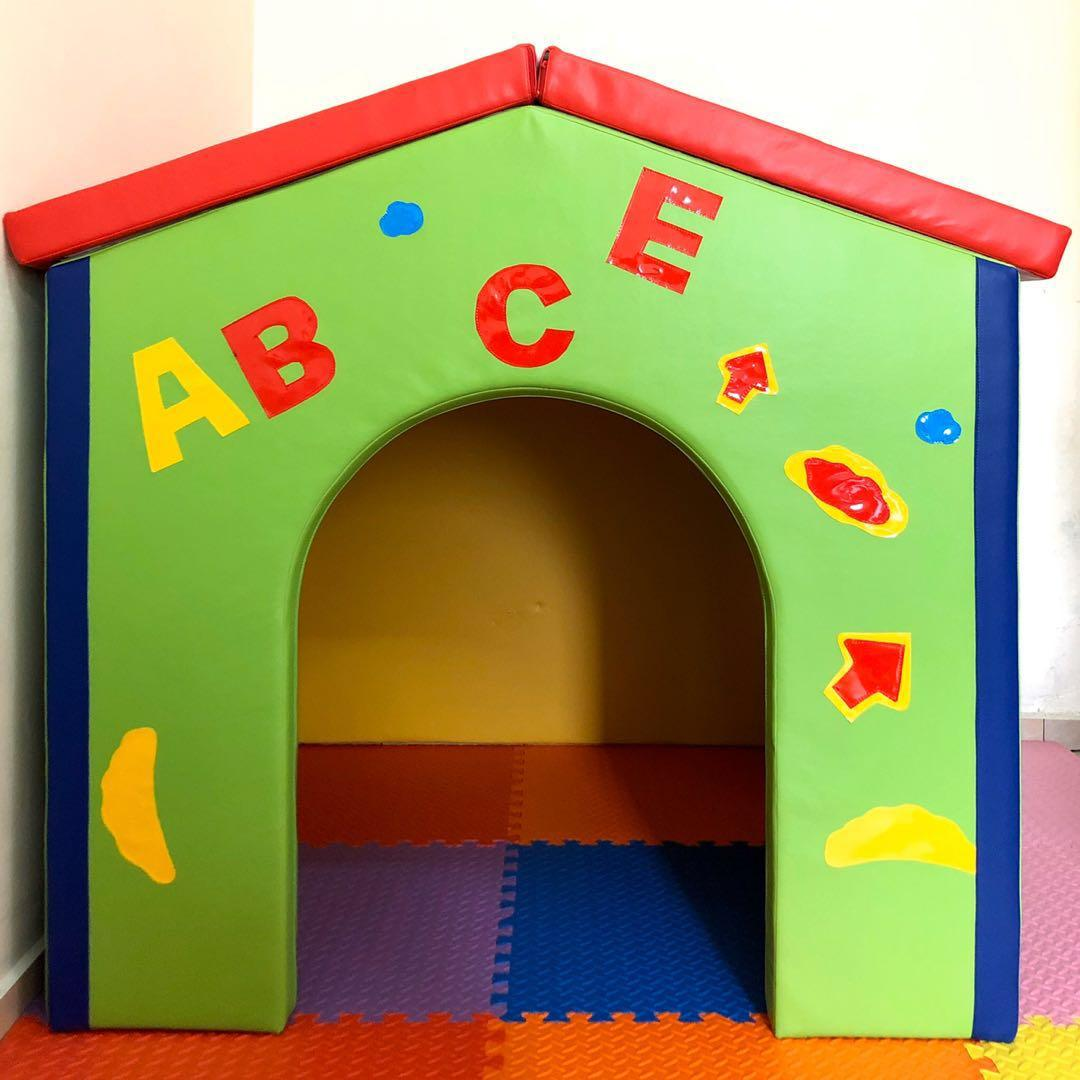 New Playhouse Indoor Soft Play Gym Equipment