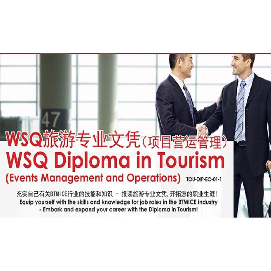 WSQ Diploma Course