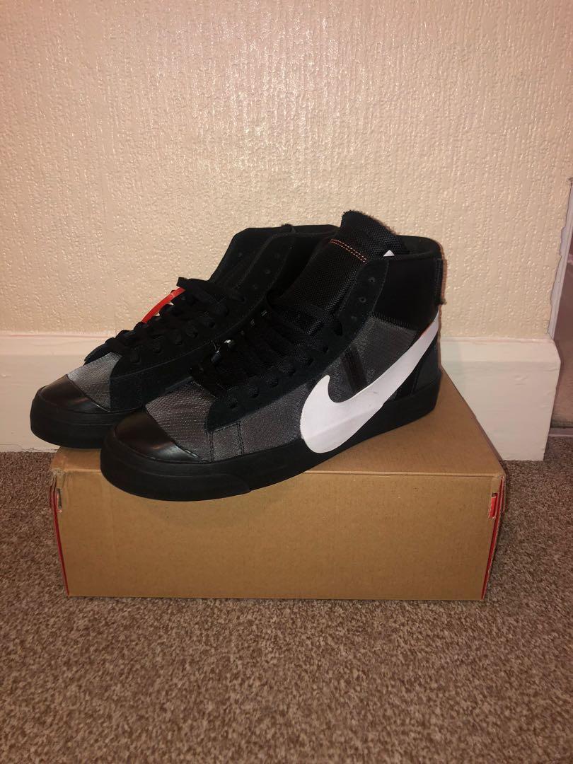 Nike Offwhite mid blazer