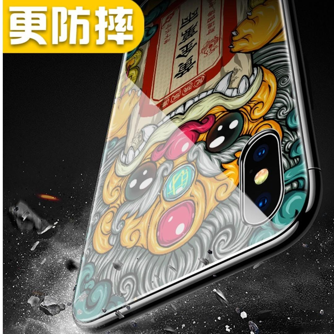 PROMO 💥iPhone XS Max Tempered Glass Casing - 钱口袋💥