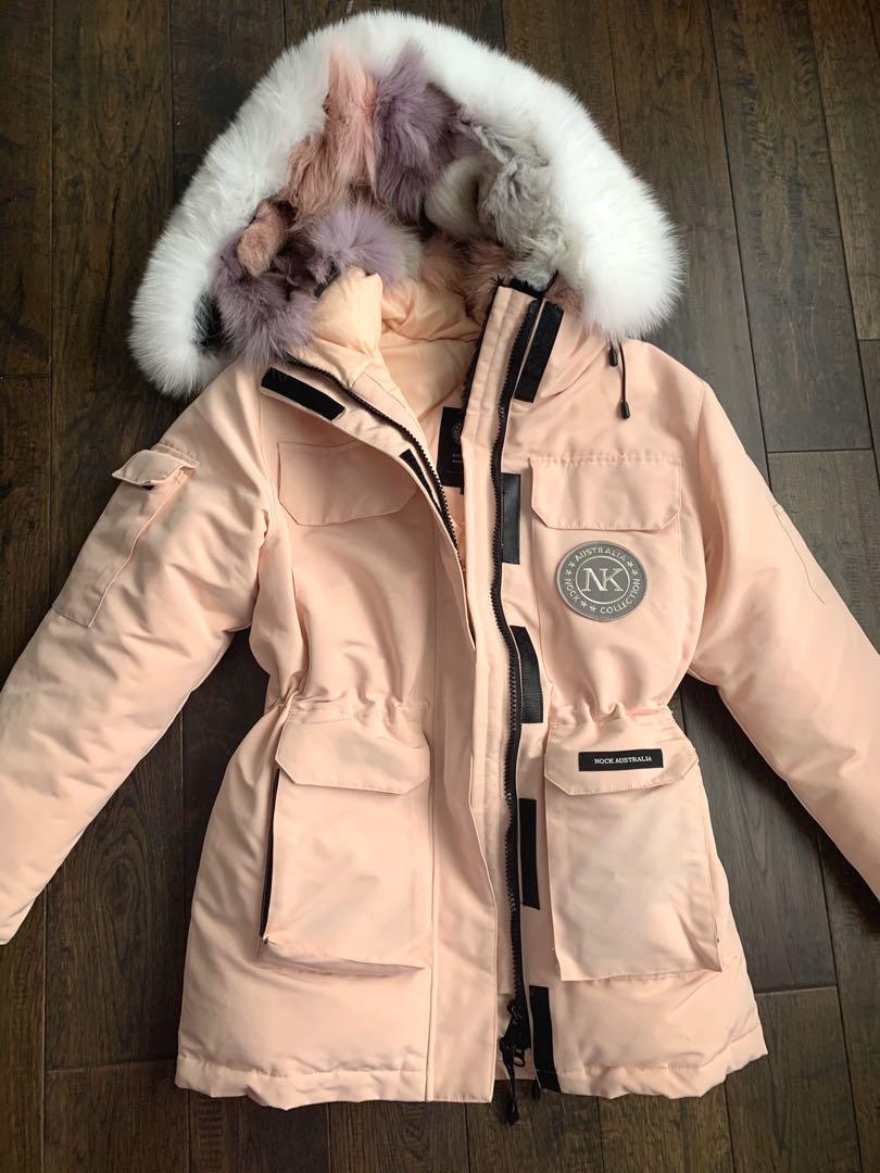 Real Fur Australian Winter Jacket