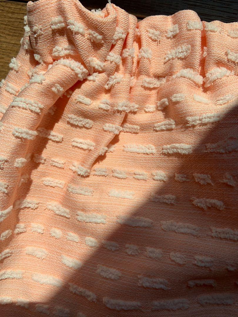 Resexy 日本品牌 粉橘色 迷你裙 vivi雜誌 女人味 約會 日貨 性感