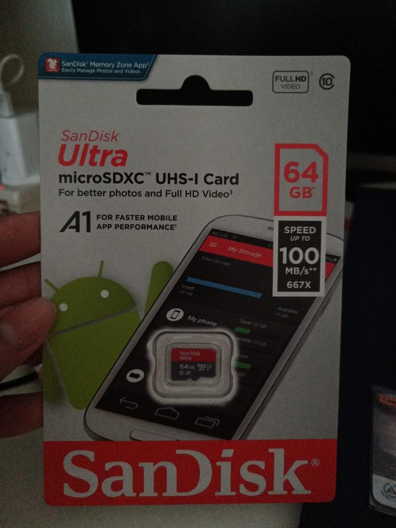 Sandisk micro SD card