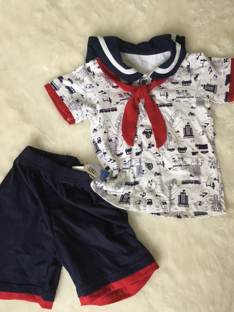 Set Baju bayi