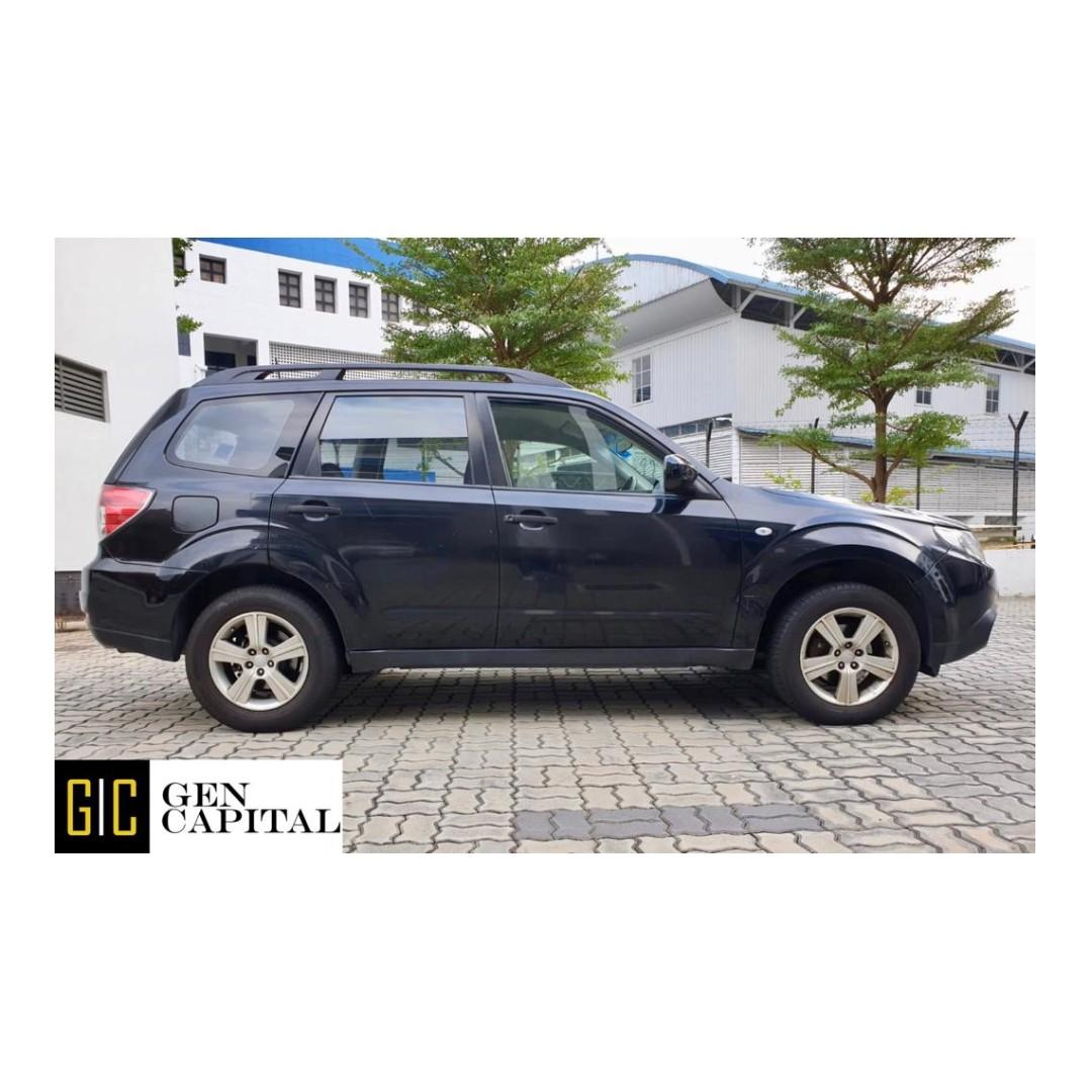 Subaru Forester - Cheapest rates, full support! Many ranges of car to choose from !!