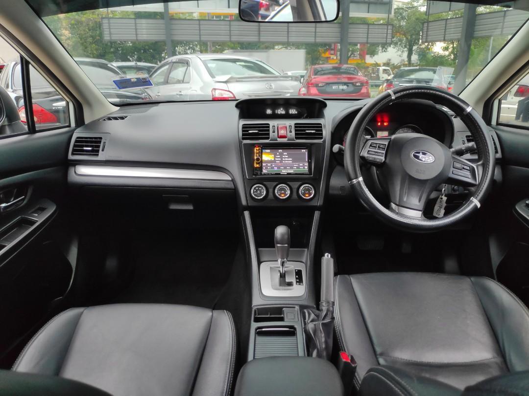 Subaru xv premium Full service record original paint OTR PRICE