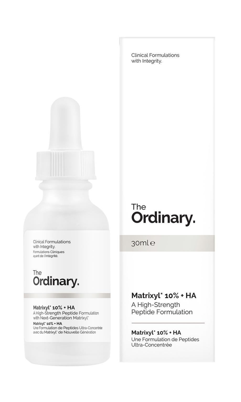 THE ORDINARY  Matrixyl 10% + HA 30ml