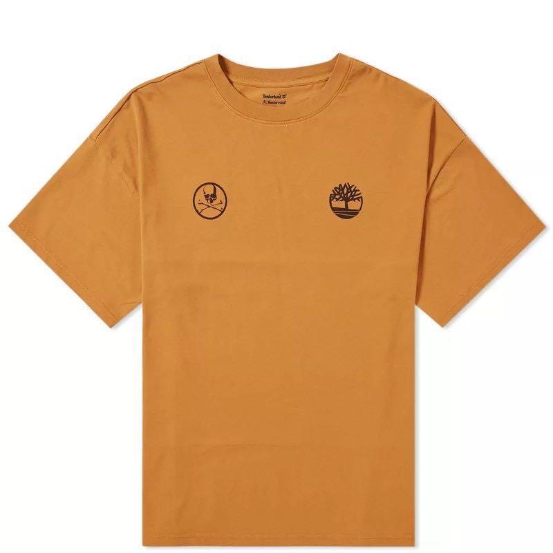 TIMBERLAND X MASTERMIND  T-Shirt