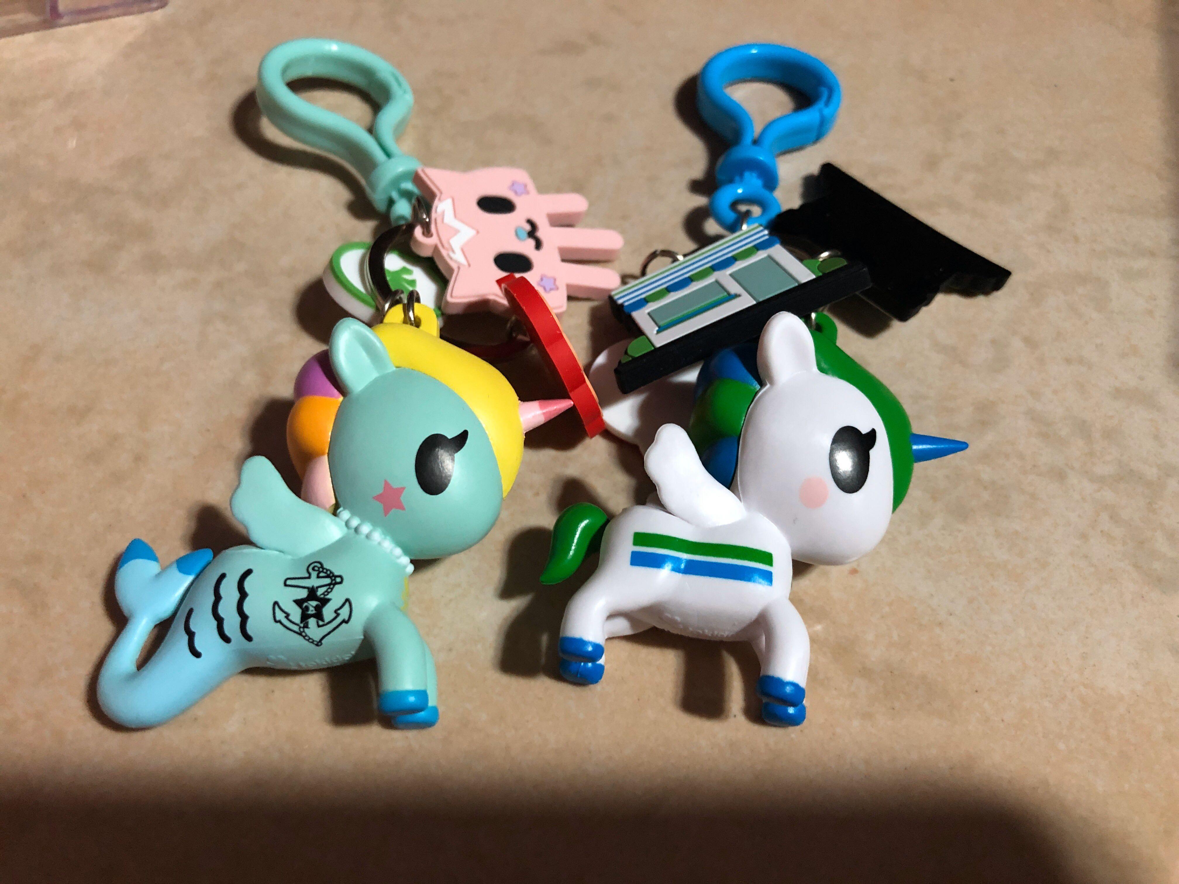 Tokidoki x Family Mart Key Charm