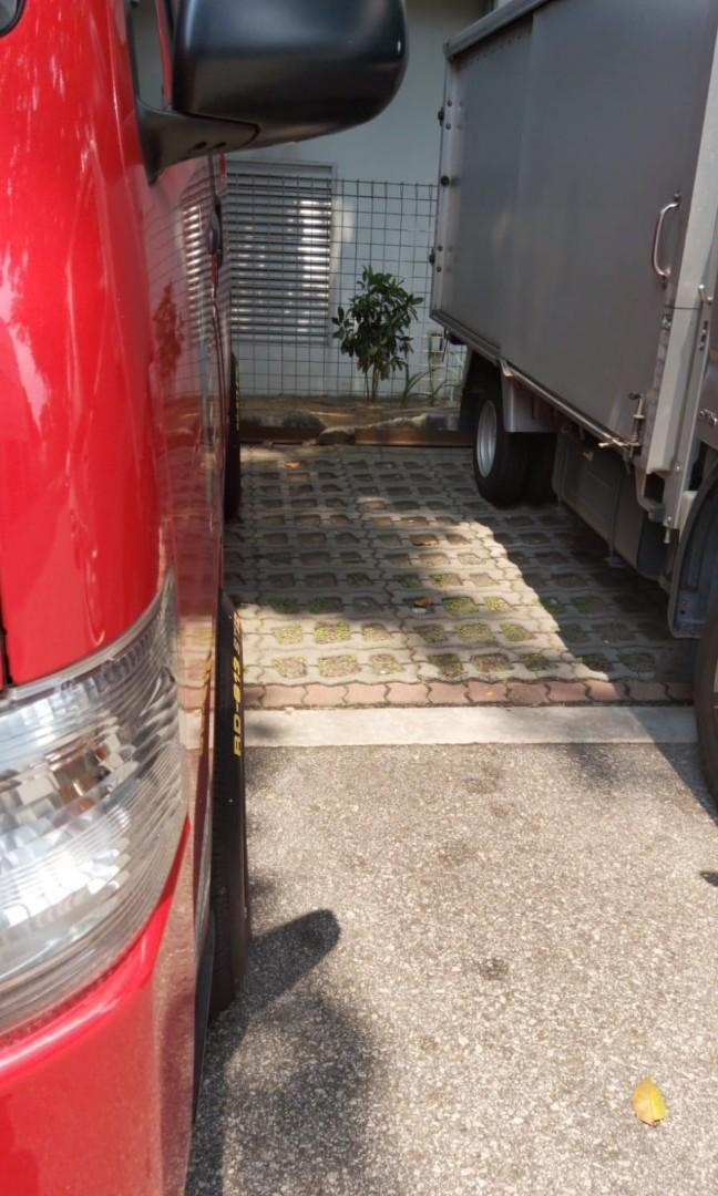 Toyota hiace /nv350 rims