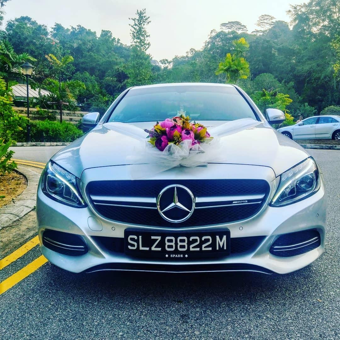 Wedding / Bridal Car