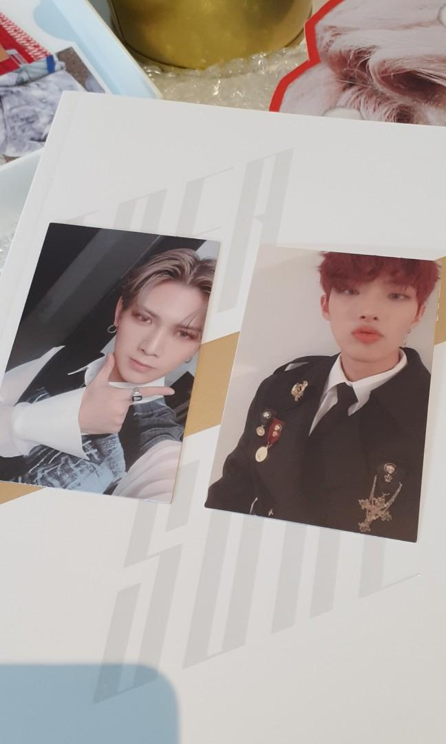 WTT ATEEZ ALL TO ACTION A VER YEOSANG TO WOOYOUNG PC