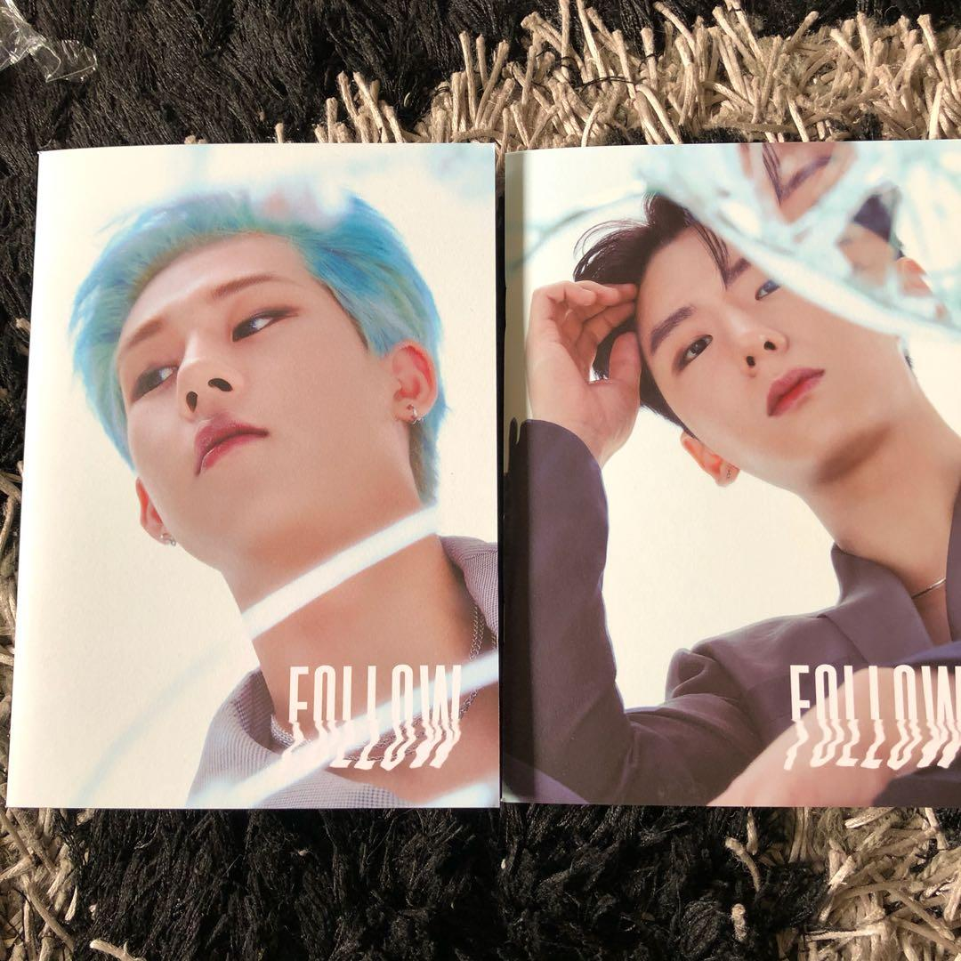 [WTT] Monsta X : Follow - Find You
