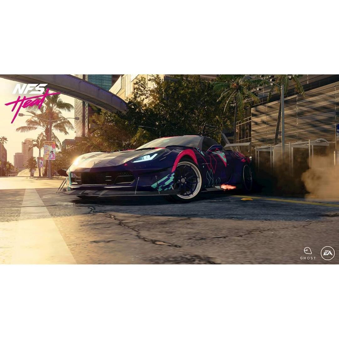 XBox One Need for Speed Heat Brand New