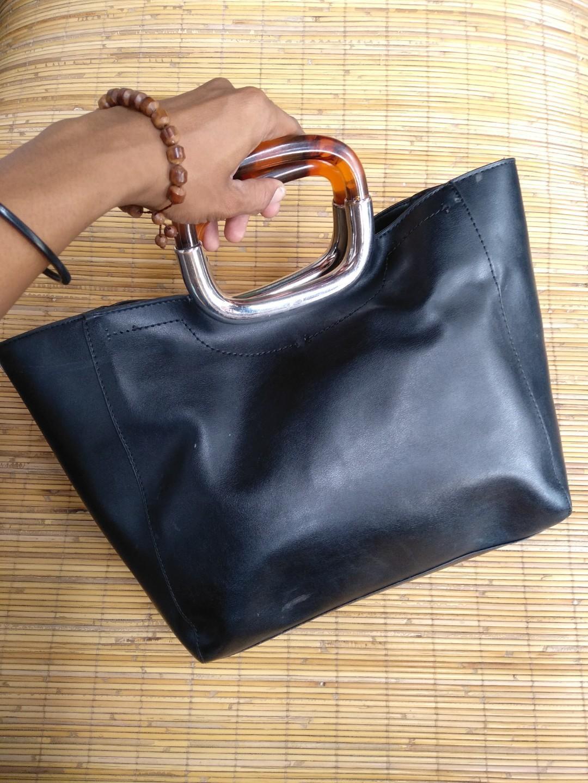 Zara trafaluc hand bag