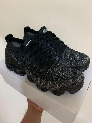 Nike Vapormax flyknit 2  942842-012 雪花