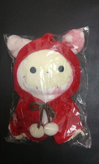 日本 稀有絕版品 憂傷馬戲團 深情馬戲團 夏波 小紅帽 s號娃娃 波波兔 團長兔 森林 san-x
