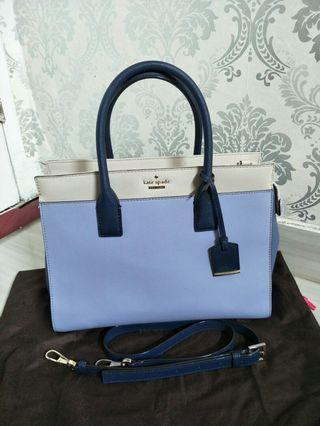 Kate Spade Candace Large Authentic