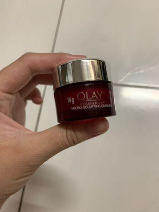 [authentic] Olay Regenerist Micro-sculpting cream