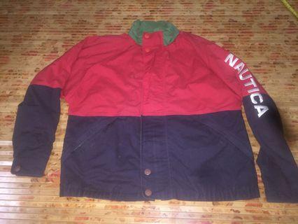 Vintage rare nautica jacket sailing
