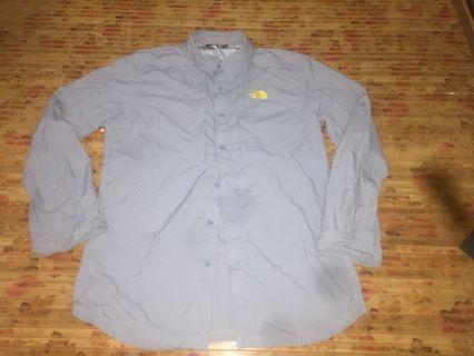 Rare original NORTH FACE button down shirt