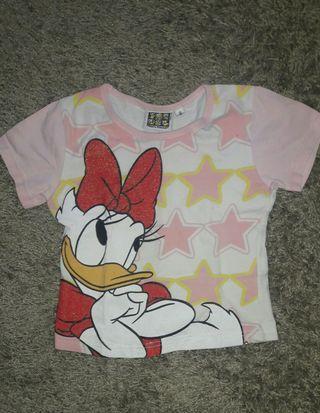 """Kaos anak Official Disney """"Thats Donald"""" Size 6(Girls Branded Top Official Disney """"Thats Donald"""" Size 6)"""