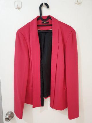 Blazer Aneka Warna size XL 42 - 44