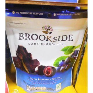 BROOKSIDE DARK CHOCOLATE GOJI AND RASPBERRY FLAVOURS 198g