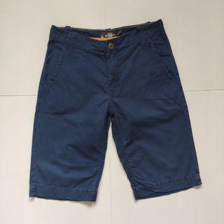H&M regular fit short pants blue