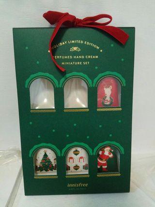 聖誕香氛護手霜限量組