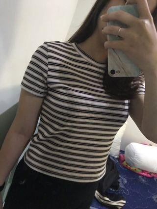 HnM Stripe Top