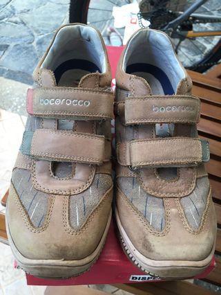 Sneaker anak laki2 Bocorocco size EUR 33