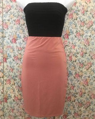 COTTON ON Peach Skirt