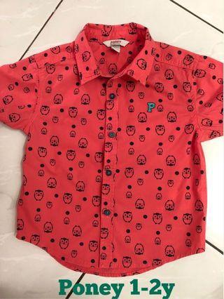 Kids Poney Shirt