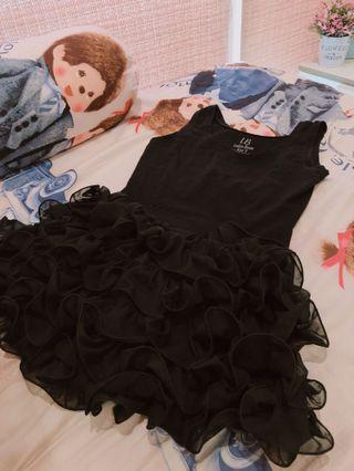 Top + skirt ad celananya