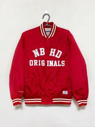 Neighborhood 日本發售紅棒球外套