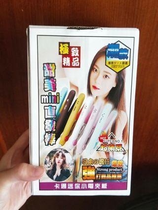 日本流行 mini卡通電髮棒