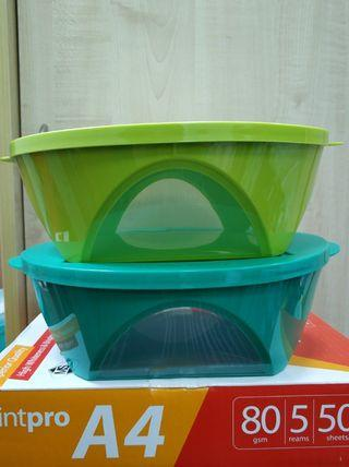 Outdoor dining bowl