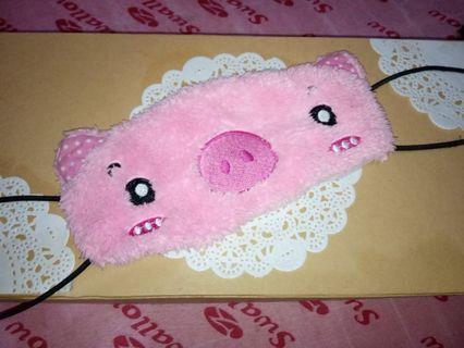Penutup Mata Piggy Pinky