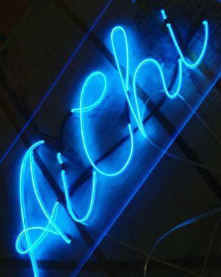 冷光霓虹燈客制化65445