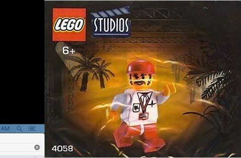 Lego 4058